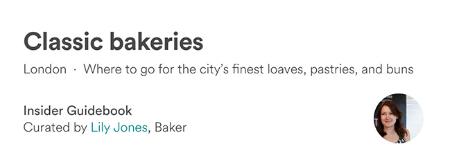 Airbnb Bakery Guide
